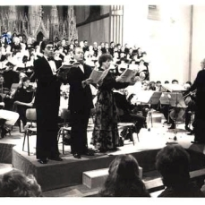 Cäcilienmesse 31.10.1981