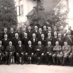 MGV Bürgerliedertafel 1935