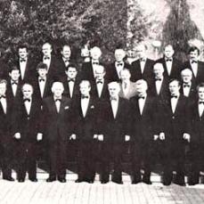 MGV-Bürgerliedertafel 1985