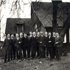 MGV Wandertag 1930
