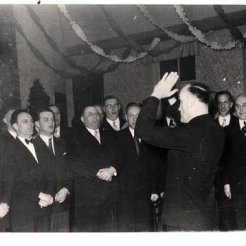 Sängerball 1955