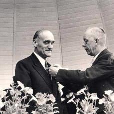Sängerfest 1947 in Dinklage